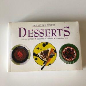 🧁 Desserts recipe book